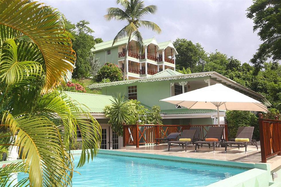 The Marigot Beach Club & Dive Resort