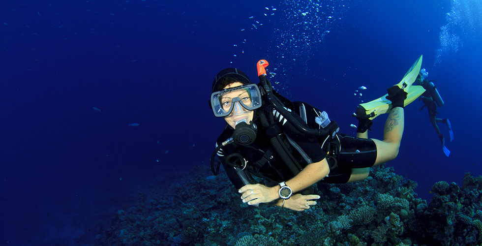 Get a night diver certification